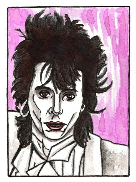 Johnny Thunders by Martine76